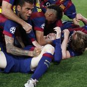 Messi foudroie le Bayern
