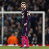 Messi insulté par les joueurs de Manchester City après le match