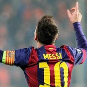 «Messi, l'extraterrestre»