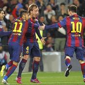 Messi «le meilleur joueur de l'histoire»