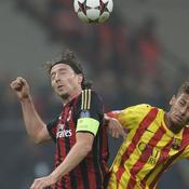 Riccardo Montolivo, Neymar