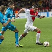 Jérémy Toulalan Monaco Zenit Ligue des champions
