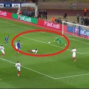 Monaco-Juventus : le doublé de Gonzalo Higuain (vidéo)