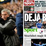 Mourinho, l'Angleterre à ses pieds
