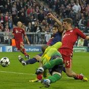 Müller en pleine lumière