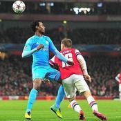Arsenal - Marseille Ligue des champions Nicolas N'Koulou