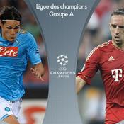 Naples-Bayern en DIRECT