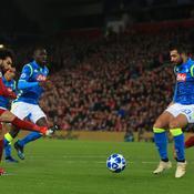 Liverpool contre Naples