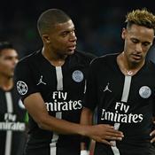 Naples-PSG: Le coup de gueule de Neymar contre l'arbitre