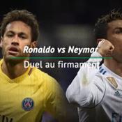 Neymar contre Ronaldo, duel au firmament (vidéo)