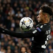 Neymar, une première occasion ratée