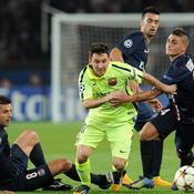 Paris SG-Barcelone en chiffres