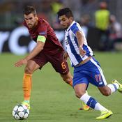Porto élimine une Roma réduite à 9, le Celtic se fait peur