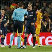Pour Filipe Luis, le Barça «est protégé» par les arbitres