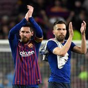Pour Jordi Alba, «Messi est le meilleur, personne ne peut le nier !»