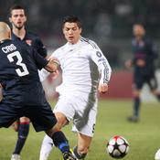 Lyon - Real Madrid 1-0