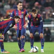 Pour Xavi, le PSG a joué «comme le Barça» à Madrid