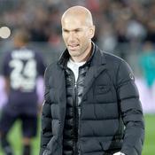 Pour Zidane, le Paris SG est au-dessus du Barça et du Bayern