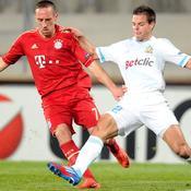 Franck Ribéry Bayer Munich Marseille