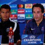 PSG : la tension monte encore d'un cran entre Thiago Silva et Emery