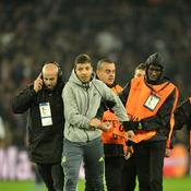 PSG-Real: l'intrus venu faire un câlin à Ronaldo risque un an de prison