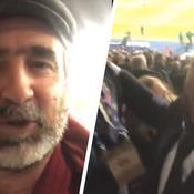 Quand Pogba, Evra et Cantona exultent au Parc des Princes