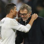 Quand Ronaldo murmure à l'oreille de Blanc