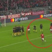 Quatre jours après, Lewandowski remet ça sur coup-franc (vidéo)