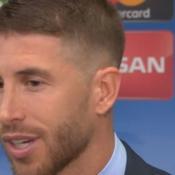 Ramos : «Ce n'est pas encore fini, bien au contraire» (vidéo)