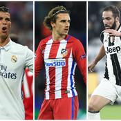 Real, Atlético, Juve : les trois adversaires potentiels de Monaco à la loupe