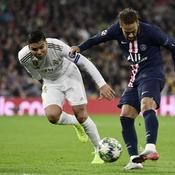 Neymar en piste