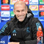 Zidane: «C'est un match entre Madrid et Paris, pas Ronaldo et Neymar»