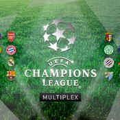 Revivez le multiplex Ligue des Champions