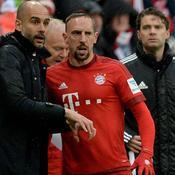 Ribéry envoie un message à Guardiola : «Je dois jouer»