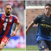 Ribéry-Nasri, tout pour leur club désormais