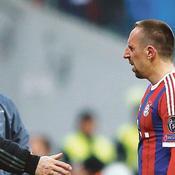 Ribéry, symbole d'un Bayern clopin-clopant