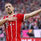 Ribéry veut gagner sa place au Bayern... en 2019