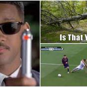 Ridiculisé par Messi, Boateng devient la risée du Web