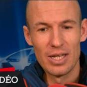 Robben : «On a contrôlé»