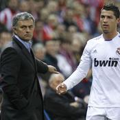 José Mourinh-Cristiano Ronaldo