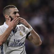 Auteur d'un doublé contre Dortmund, Benzema atteint la barre des 50 buts en Ligue des champions