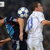 Schalke 04-Lyon en images