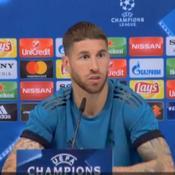 Sergio Ramos : «On a rendu l'impossible facile, ou presque» (vidéo)