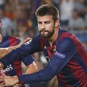 Service minimum pour le Barça, la Roma impressionne