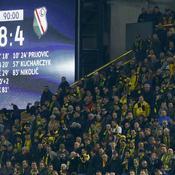 Nuit de folie à Dortmund, le Real Madrid, la Juventus et Leicester qualifiés