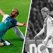 Tops/flops Ajax Amsterdam-Tottenham : Lucas ce héros, Dolberg hors sujet