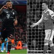 Tops/Flops Arsenal-Bayern Munich : Vidal régale, Koscielny dérape