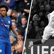 Tops/Flops Chelsea-Lille : L'intenable Willian, Pied a souffert