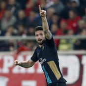 Tops/flops de la soirée : Giroud qualifie Arsenal, Porto perd tout