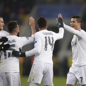 Tops/Flops de la soirée : Ronaldo toujours plus haut, Manchester en danger